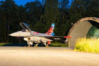 FA-86 - Belgium - Air Force General Dynamics F-16AM Fighting Falcon