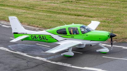 OK-BAL - Private Cirrus SR22T