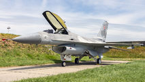 549 - Poland - Air Force General Dynamics F-16A Fighting Falcon aircraft