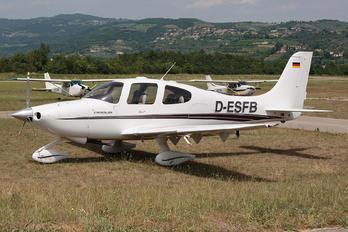 D-ESFB - Private Cirrus SR20
