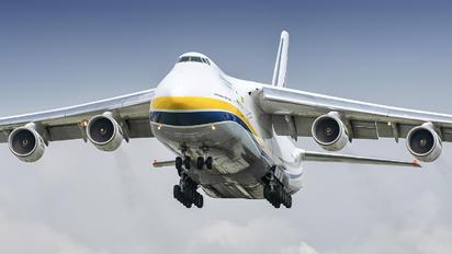 UR-82027 - Antonov Airlines /  Design Bureau Antonov An-124-100 Ruslan