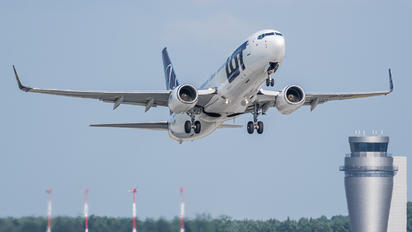 SP-LWB - LOT - Polish Airlines Boeing 737-800