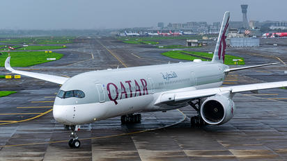 A7-ANN - Qatar Airways Airbus A350-1000