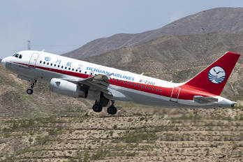 B-2300 - Sichuan Airlines  Airbus A319