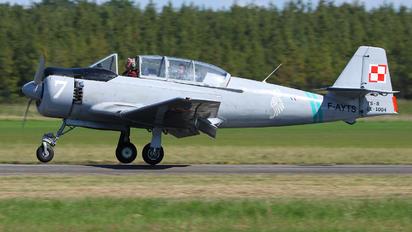 F-AYTS - Private PZL TS-8 Bies
