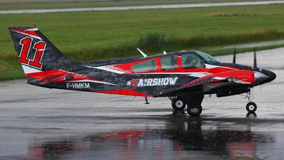F-HMKM - Private Beechcraft 55 Baron