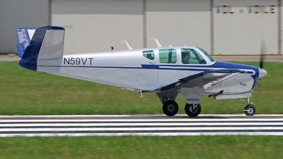 N59VT - Private Beechcraft 35 Bonanza V series