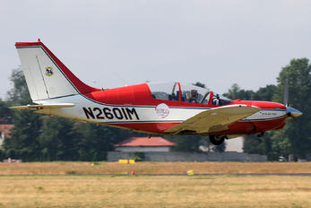 N2601M - Private PZL M-26 Iskierka