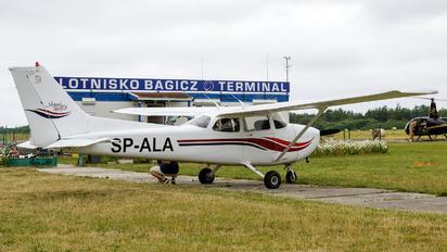 SP-ALA - Private Cessna 172 Skyhawk (all models except RG)