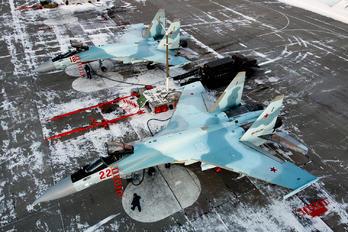 22 - Russia - Aerospace Forces Sukhoi Su-35S
