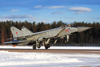 35 - Russia - Aerospace Forces Mikoyan-Gurevich MiG-31 (all models)