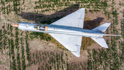 8055 - Poland - Air Force Mikoyan-Gurevich MiG-21MF