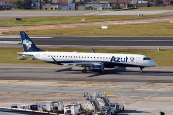 PR-AXX - Azul Linhas Aéreas Embraer ERJ-195 (190-200)