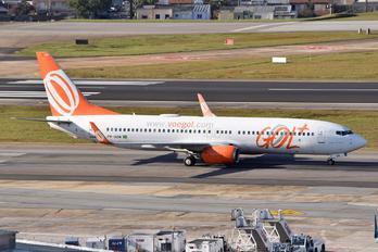 PR-GUA - GOL Transportes Aéreos  Boeing 737-800