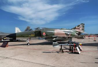 72-0490 - USA - Air Force McDonnell Douglas QF-4E Phantom II