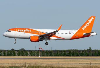 OE-IJB - easyJet Europe Airbus A320