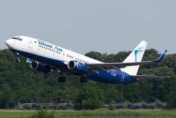 YR-BMP - Blue Air Boeing 737-800