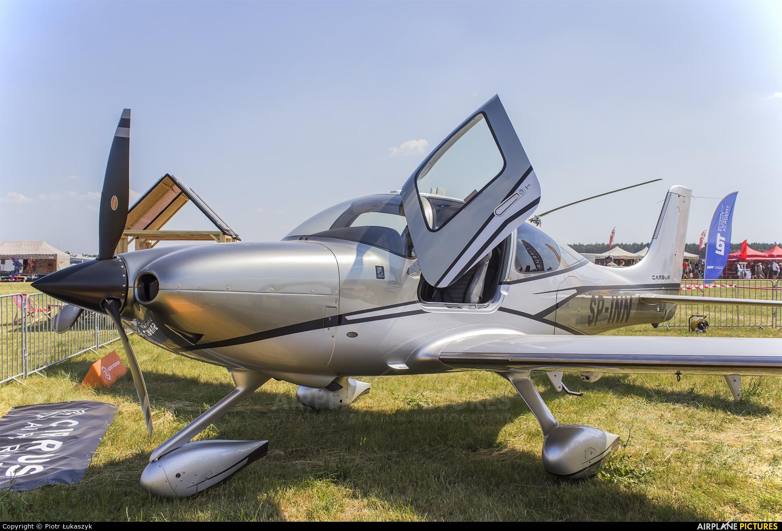 Private SP-INN aircraft at Leszno - Strzyżewice