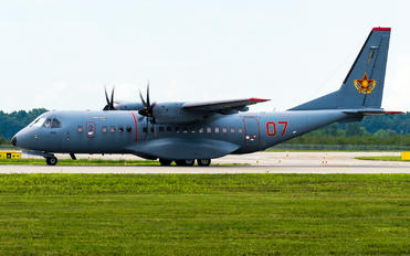 07 - Kazakhstan - Air Force Casa C-295M