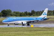 PH-EXW - KLM Cityhopper Embraer ERJ-175 (170-200) aircraft