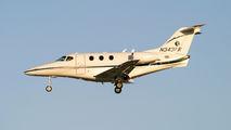 N343PR - Private Raytheon 390 Premier aircraft