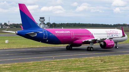 G-WUKO - Wizz Air UK Airbus A321 NEO