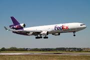 N643FE - FedEx Federal Express McDonnell Douglas MD-11F aircraft
