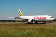 ET-AVN - Ethiopian Cargo Boeing 777F aircraft
