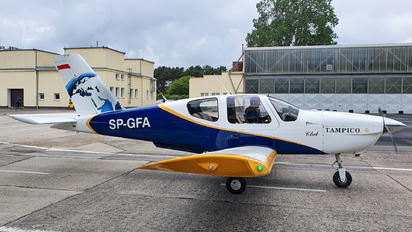 SP-GFA - Private Socata TB9 Tampico