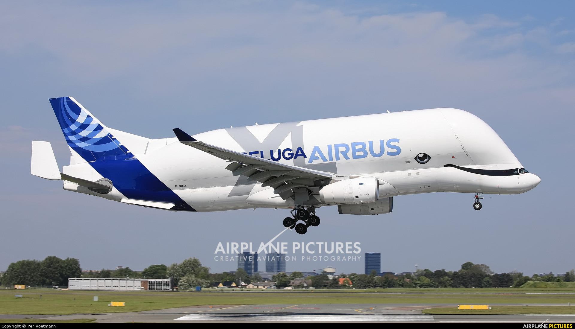 Airbus Transport International F-WBXL aircraft at Copenhagen Kastrup