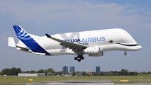 Touch & go training of Airbus Beluga XL at Copenhagen title=