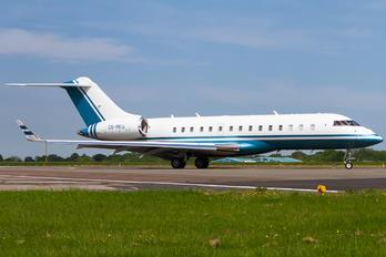 CS-REU - Private Bombardier BD-700 Global 6000
