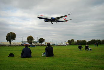LHR - - Airport Overview - Airport Overview - Photography Location