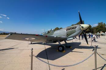 MJ755 - Greece - Hellenic Air Force Supermarine Spitfire Mk.IXb
