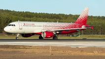 VP-BWI - Rossiya Airbus A320 aircraft