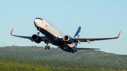 VP-BMO - Aeroflot Boeing 737-800