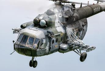 9844 - Czech - Air Force Mil Mi-171