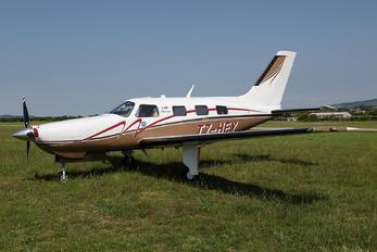 T7-HEY - Private Piper PA-46 Malibu / Mirage / Matrix