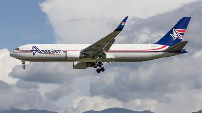 N349CM - American Jet Boeing 767-300ER