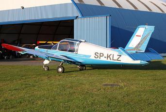 SP-KLZ - Private Socata MS-880 B