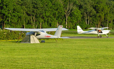 D-MMMY - Private Aeroprakt A-32