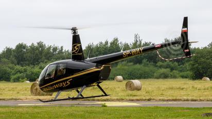 SP-WAY - Private Robinson R44 Raven I