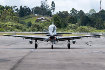 FAC3111 - Colombia - Air Force Embraer EMB-314 Super Tucano A-29B