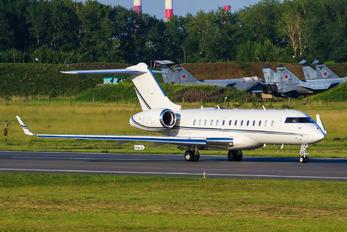 OE-LEV - Avcon Jet Malta Bombardier BD-700 Global 5000