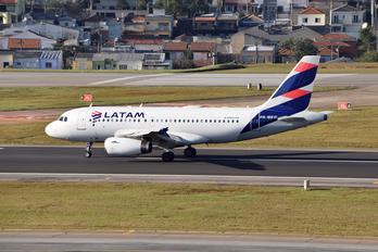 PR-MBW - LATAM Airbus A319
