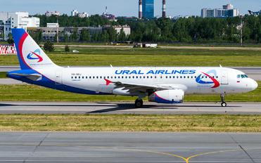 VQ-BGJ - Ural Airlines Airbus A320