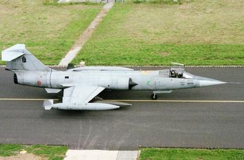 MM6774 - Italy - Air Force Lockheed F-104S ASA Starfighter