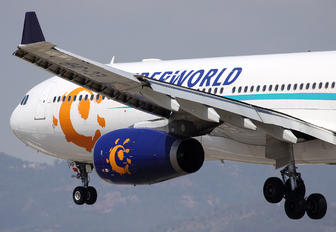 EC-JHP - Iberworld Airbus A330-300