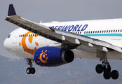 EC-JHP - Iberworld Airbus A330-300 aircraft