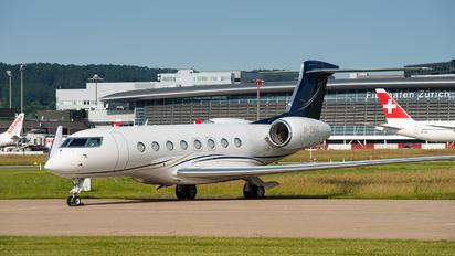 M-YNNS - Private Gulfstream Aerospace G650, G650ER